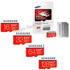 Samsung EVO Plus Memory Card 8GB 16GB 32GB 64GB Class 10 U1 Micro SD w/ adapter