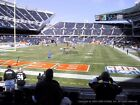 2 Chicago Bears vs Cleveland Browns Tickets 12/24/17