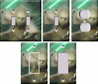 Star Wars - Yoda - Light Switch Covers Home Decor Outlet $6.45 CAD