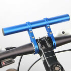 Bicycle Handle Bar Extender bike gadgets holder Mounting Bracket with Hex bar