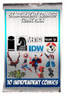 Searchlight Comics 10 Comic Value Pack Gift Bundle Choice (Marvel  DC  Indy)