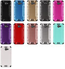 Combat Dual Hybrid Protector Case Phone Cover for Alcatel ZIP LTE A577VL A576BL