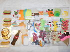 Paper Piecing items You Choose New Food Fruit BBQ Jars Pie Cupcake Drinks Accent