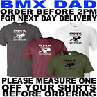 BMX DAD T SHIRT (OTHER COLOURS AVAILABLE)