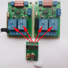 Arduino Demo Code MCU RF Wireless Transmitter Control 12V Delay Relay Receiver