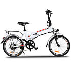2017 New Electric Folding Mountain Bike Cycling High Speed Bicycle