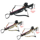 175 lb Black / Camouflage Crossbow Bow Package +4x32 Scope +14 Bolts +Quiver etc