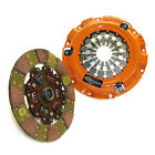 Centerforce Clutch Pressure Plate and Disc Set DF641101; Dual Friction Cast Iron