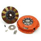 Centerforce Clutch Pressure Plate and Disc Set DF570841; Dual Friction Cast Iron