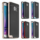 For Samsung Galaxy Note 5 Hybrid Bumper Shockproof Protective Slim Case Cover