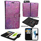 For Vodafone Smart Phones - Universal Leather Wallet Case Cover Book