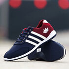 HOT Men's Shoes Fashion Breathable Casual Canvas Sneakers Running Shoes love