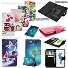 Universal PU Leather Flip Clip Holster Case Cover For Various HTC Mobile Phones