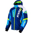 FXR Racing S18 Mission FX Mens Sled Winter Sports Skiing Snowmobile Jackets