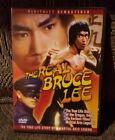 The Real Bruce Lee documentary dvd