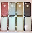 Luxury Bling Glitter Soft Shockproof Silicone case for iPhopne 7 / 8 & PLUS