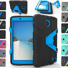 For LG G Pad 2 8.0 / F 8.0 Table Shockproof Rugged Armor Hybrid Slim Case Cover
