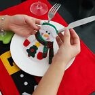 Snowman Decorative Home Gift Bags Christmas Pretty Decorations Table Sets 4Style