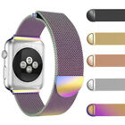 Various Milanese Loop Bands Strap For 38mm 42mm Apple Watch iwatch Series 3 2 1