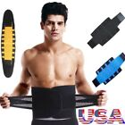 Ab workouts weights men - Men Xtreme Thermo Shaper Waist Trainer Sauna Power Belt Sport Tummy Trimmer Wrap