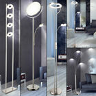 LED floor lamps Touch dimmer ceiling floodlights living room lamps adjustable