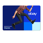Kyпить Because You Love Denim for Men - eBay Digital Gift Card $15-$200 на еВаy.соm