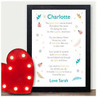 PERSONALISED Gifts for a Best Friend Christmas Gifts Birthday Presents KEEPSAKE