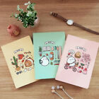 Molang Undated Diary 2018 Planner Journal Scheduler Day Organizer Memo Notebook
