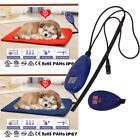 Portable Puppy Dog Cat Warm Electric Heat Pad Heating Blanket Bed Mat Heater Pad
