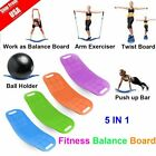 Simply Fit Twist Balance Board As Seen on TV Yoga Fitness Exercise Workout AL US image