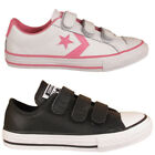 CONVERSE STAR PLAYER LADIES BOYS GIRLS KIDS JUNIORS TRAINERS SHOES SIZE UK