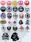 STAR WARS MOVIE CARTOON Collection embroidered iron on badges Patches $13.13 AUD