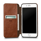 Sena Ultra Thin WalletBook Leather Case for iPhone 8 Plus, 7 Plus