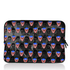 Skulls Universal Neoprene Sleeve Bag Pouch for 7''~8'' Pad mini Tablet Kindle PC
