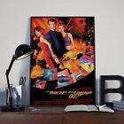James Bond The World Is Not Enough Cinema Movie Film Poster Print Picture A3 A4 £7.9 GBP on eBay