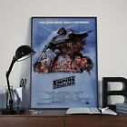 Star Wars The Empire Strikes Back Movie Film  Poster Print Picture A3 A4 Posters £7.9 GBP on eBay