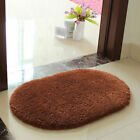 Absorbent Soft Bathroom Bedroom Floor Non-slip Mat Memory Foam Bath Shower Rug E