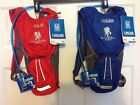 Camelbak 2016 Wounded Warrior Bulge out Rogue Hydration Pack, 70oz, Red or Blue