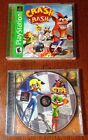 Crash Team Racing And Crash Bash For Playststion 1 Tested and working