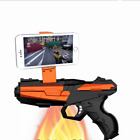 AR Gun Bluetooth Game Handle Kids Smart Toy Shooting Pistol 3D Body Feeling