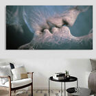 US Ture Love Kiss Abstract Art on Canvas Painting Wall Art Picture Prints Decor фото