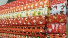 Christmas Polycotton Fabric Material Xmas sold by 1/2 (half)metre