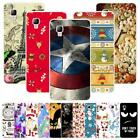 For LG Optimus L4 II E440 Christmas Hard Case Cover 2018 New Year Snow Feather
