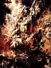The Fall of the Rebel Angels by Peter Paul Rubens (Dutch Christian Art Print)
