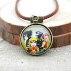 Anime Sword Art Online One Piece Luffy Fairy Tail Cartoon Pendant Necklace Gift