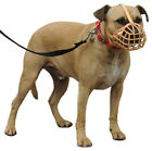 Company of Animals Baskerville Dog Muzzle, Size 12, Pit Bull, Staff Bull Terrier