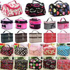 Travel - Women Multifunction Makeup Cosmetic Bags Cases Travel Toiletry Storage Organizer