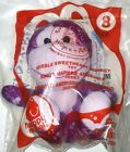 2012 McDonald's Happy Meal Toy Build A Bear #8 Marble Sweetheart Monkey New