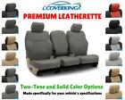 PREMIUM LEATHERETTE CUSTOM FIT SEAT COVERS for CHEVY TRAVERSE