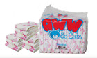 NEW! Pink Teddy Bear Printed Absorbent Disposable Adult Diapers